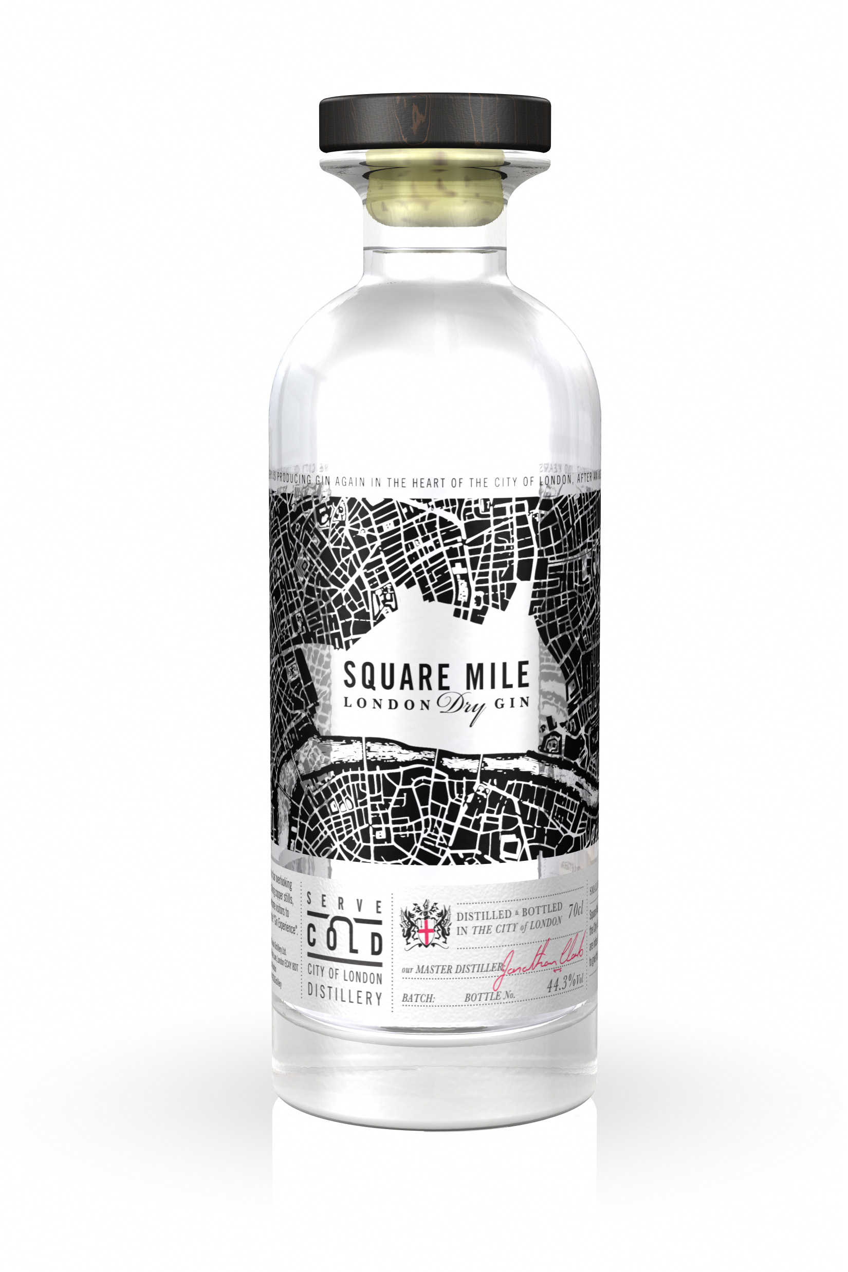Photo: Square Mile London Gin