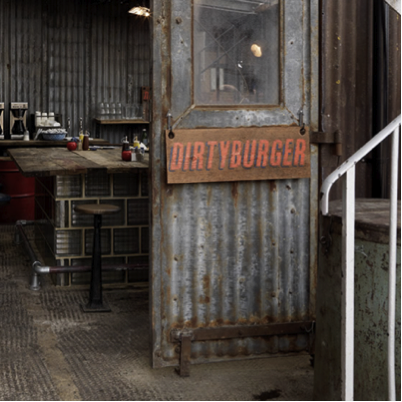 Photo: Kentish Town's Dirty Burger diner