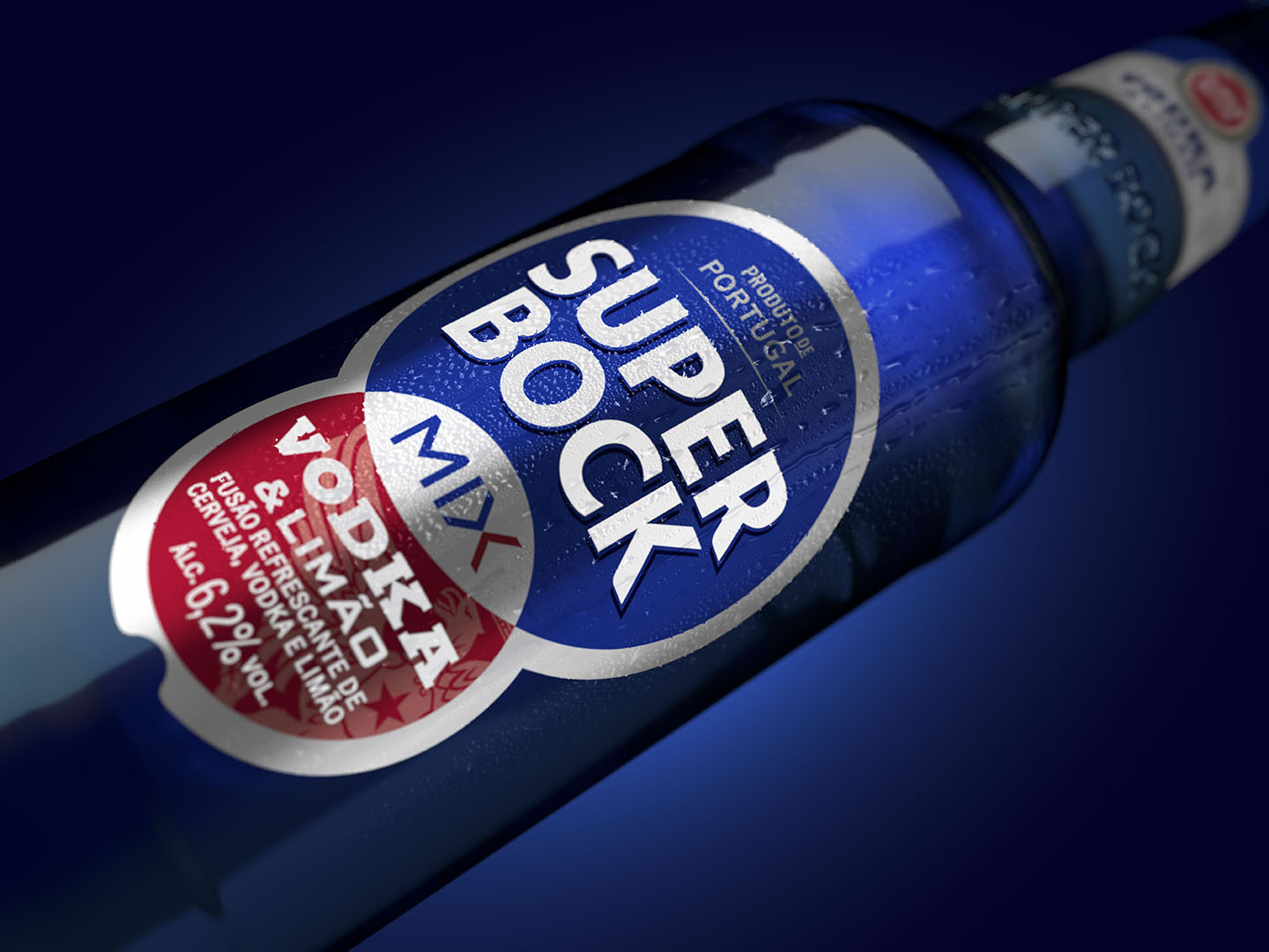 Pic.: Super Bock flavoured beers