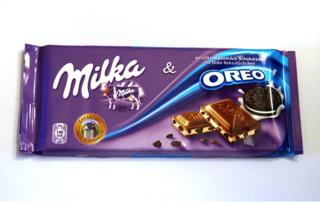 Photo: Milka & Oreo