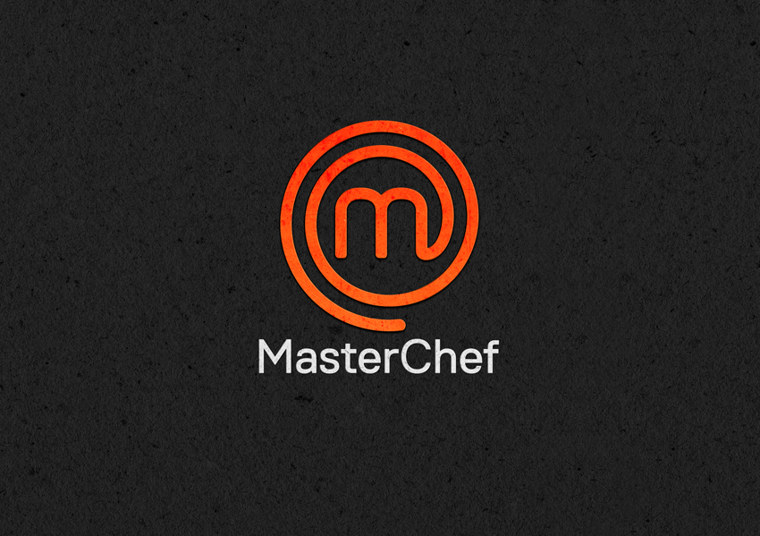 Photo: MasterChef's updated logo
