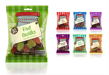 Photo: Morrisons own-label sweets