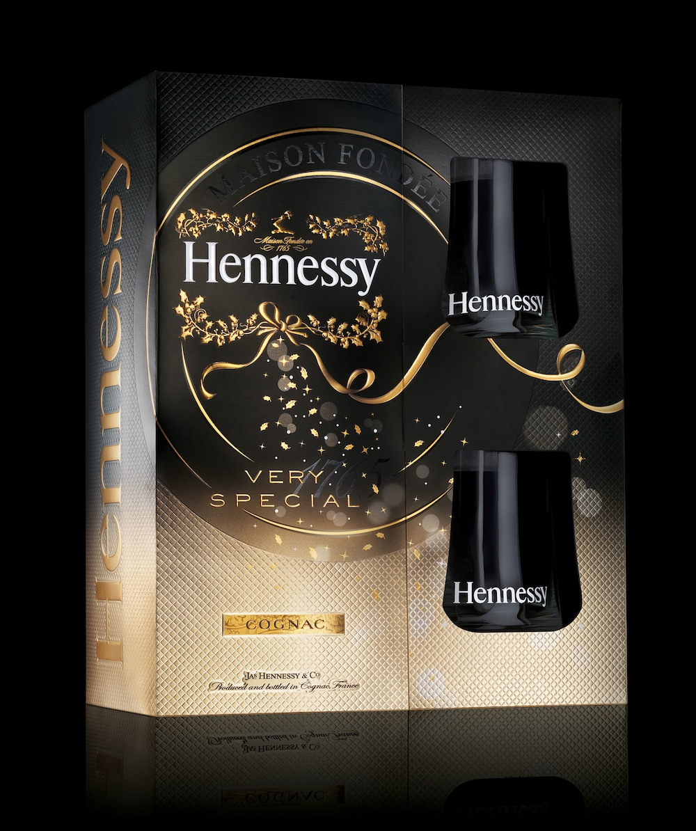 Photo: Hennessy Very Special gift packs