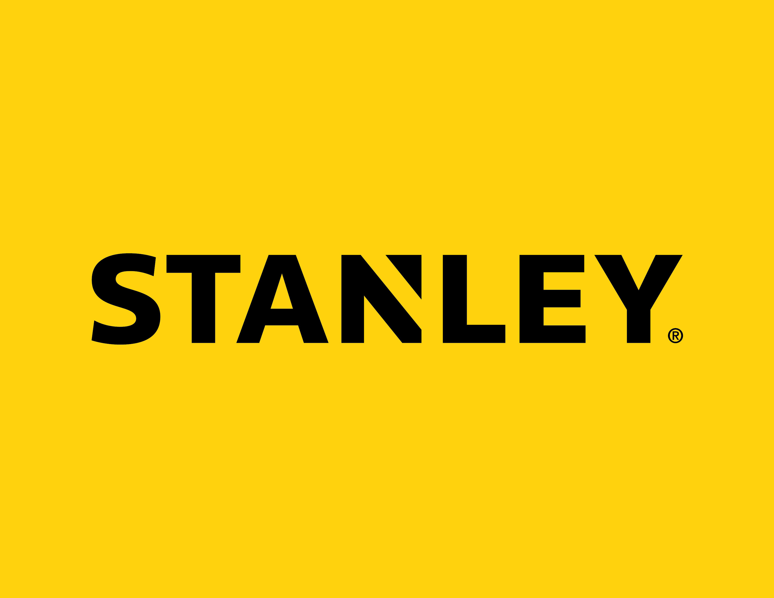 Photo: The Stanley logo, redesigned by Lippincott