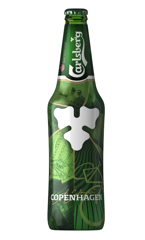 Photo: limited-edition Carlsberg range, Shining History