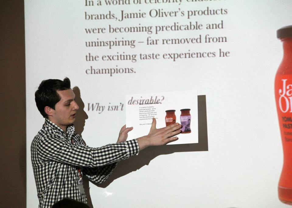 Photos: Jonathan Ford's presentation and workshop