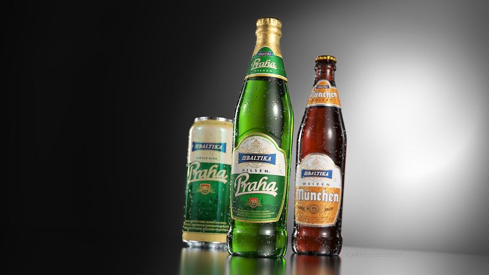 Photo: Heineken's Zlatopramen Mystery