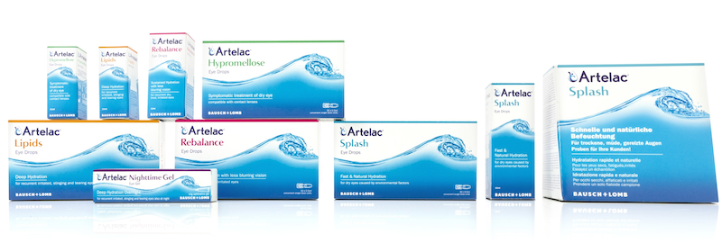 Photo: Artelac eye drops
