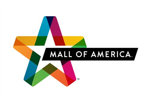 Photo: new logo of the Mall of America, designed by Duffy and Partners