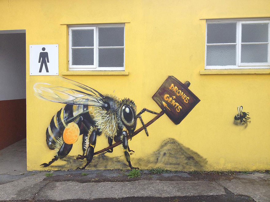 3_Honey-Bee-Graffiti