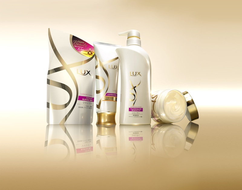 Pic.: Luxury packaging for Japanese Lux range