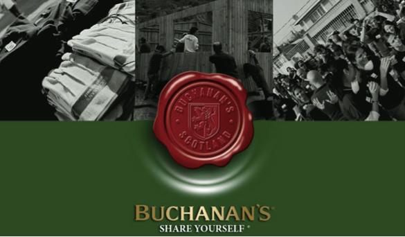 Pic:  Buchanan's 'Tiempo Para Compartir'