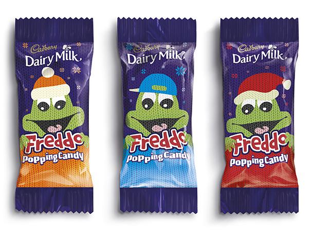 Pic.: Cadbury's festive range