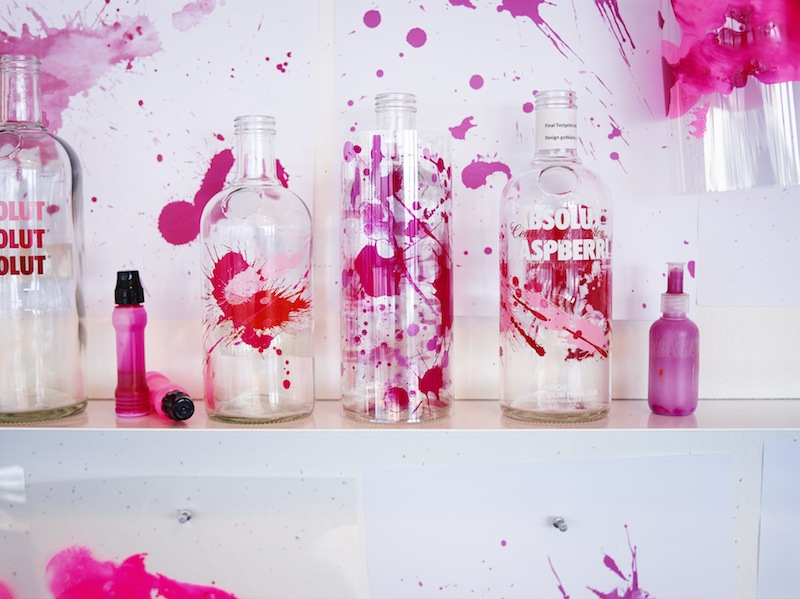Photo: ABSOLUT Raspberry