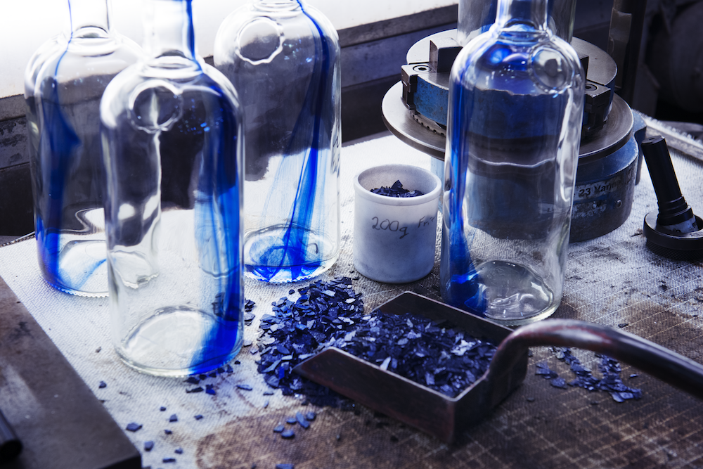 Photo: ABSOLUT Originality, in laboratory