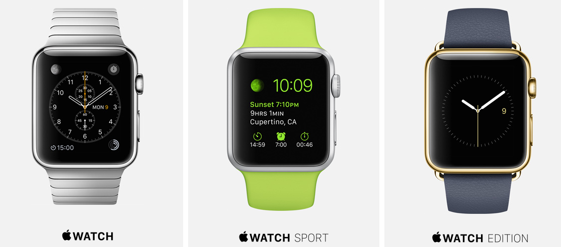 Photo: Apple Watch range
