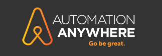 Pic.:  existing logo of an IT company Automation Anywhere
