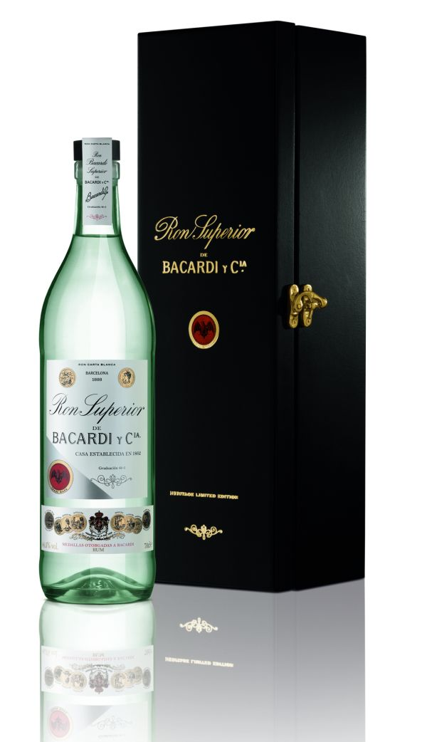 Bacardi Launches A New Limited Edition Heritage Bottle