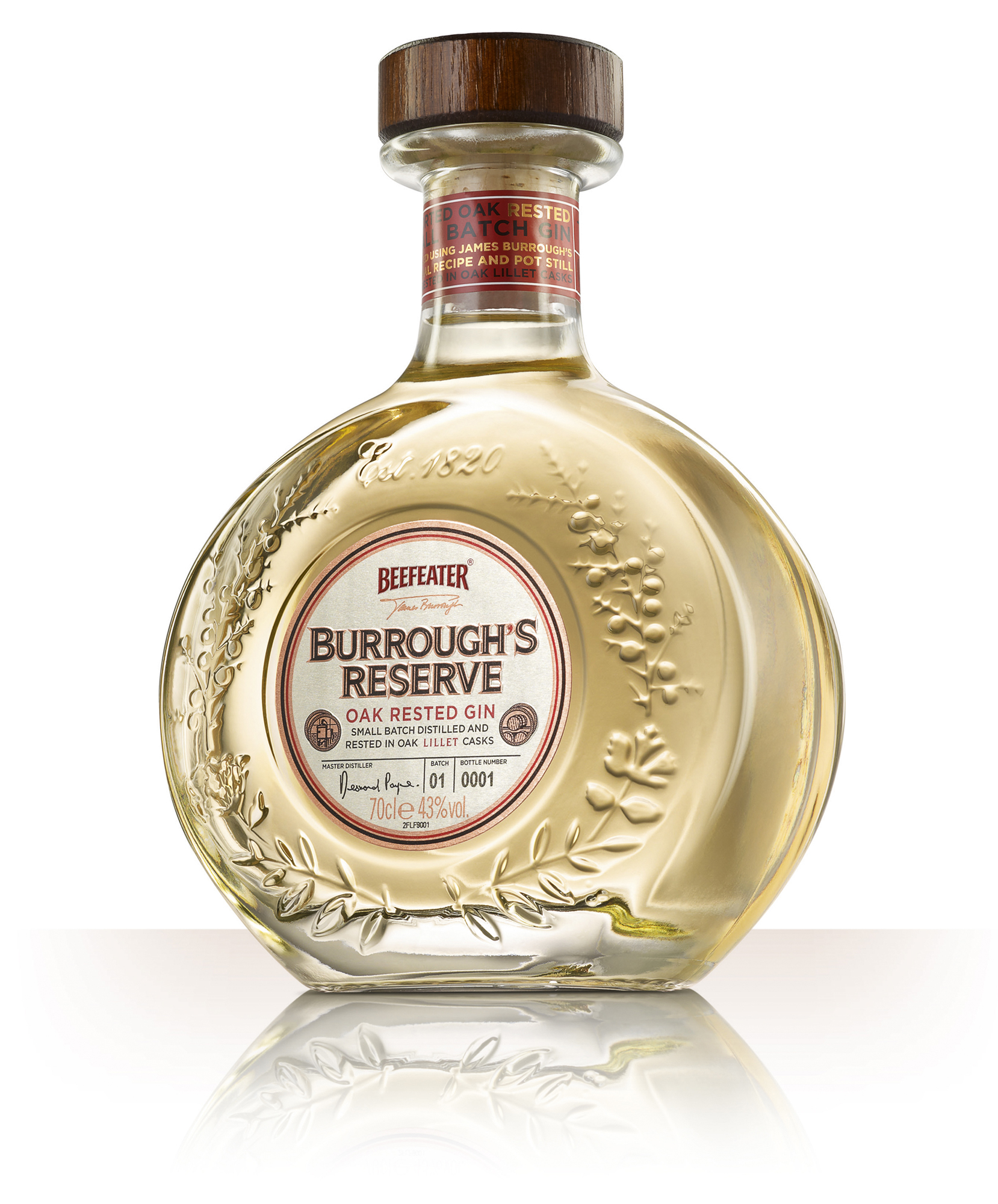 Photo: Beefeater Burrough's Reserve