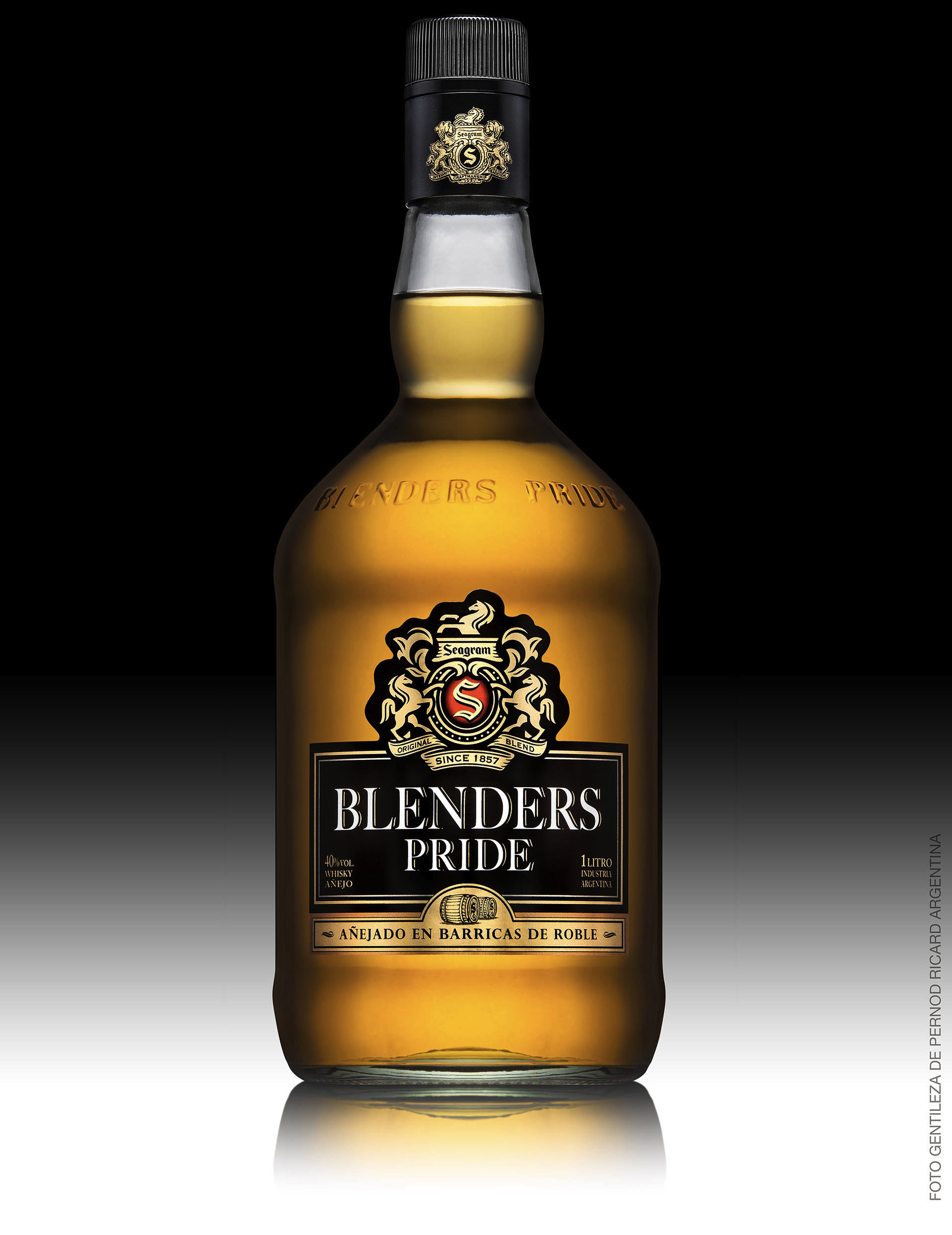 Photo: Blender's Pride whiskey