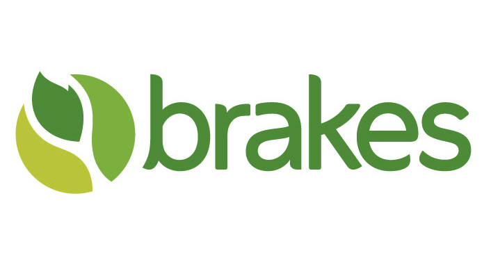 Photo: The Brake logo and visual identity