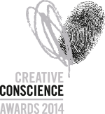 Pic.: Creative Conscience Award logo