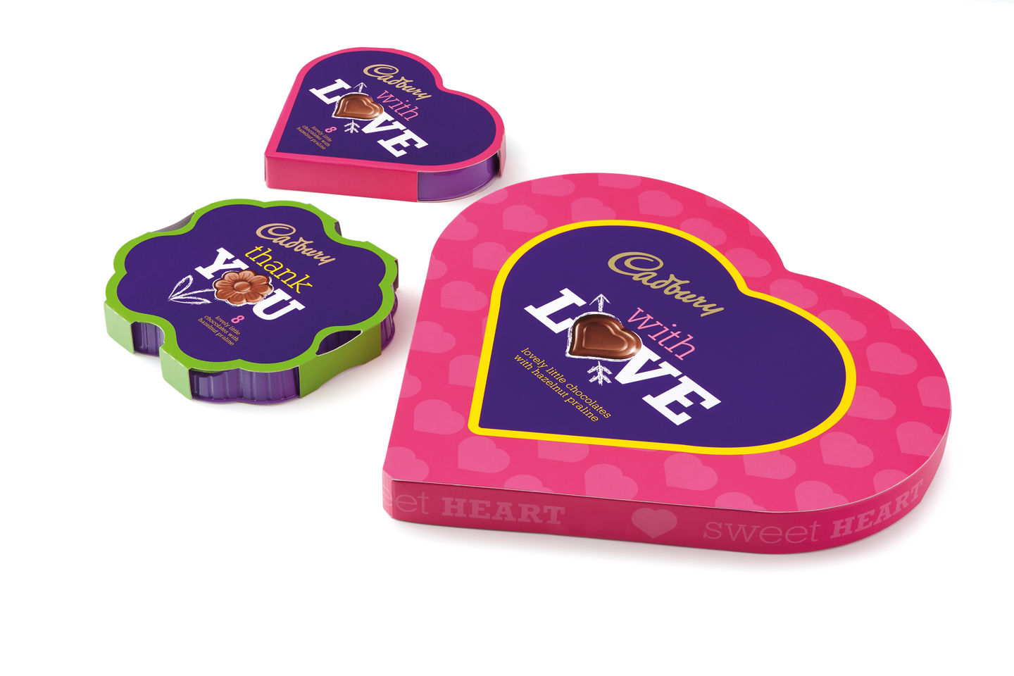 Cadbury Encourages Gifting On Valentine S Day With A New Say It