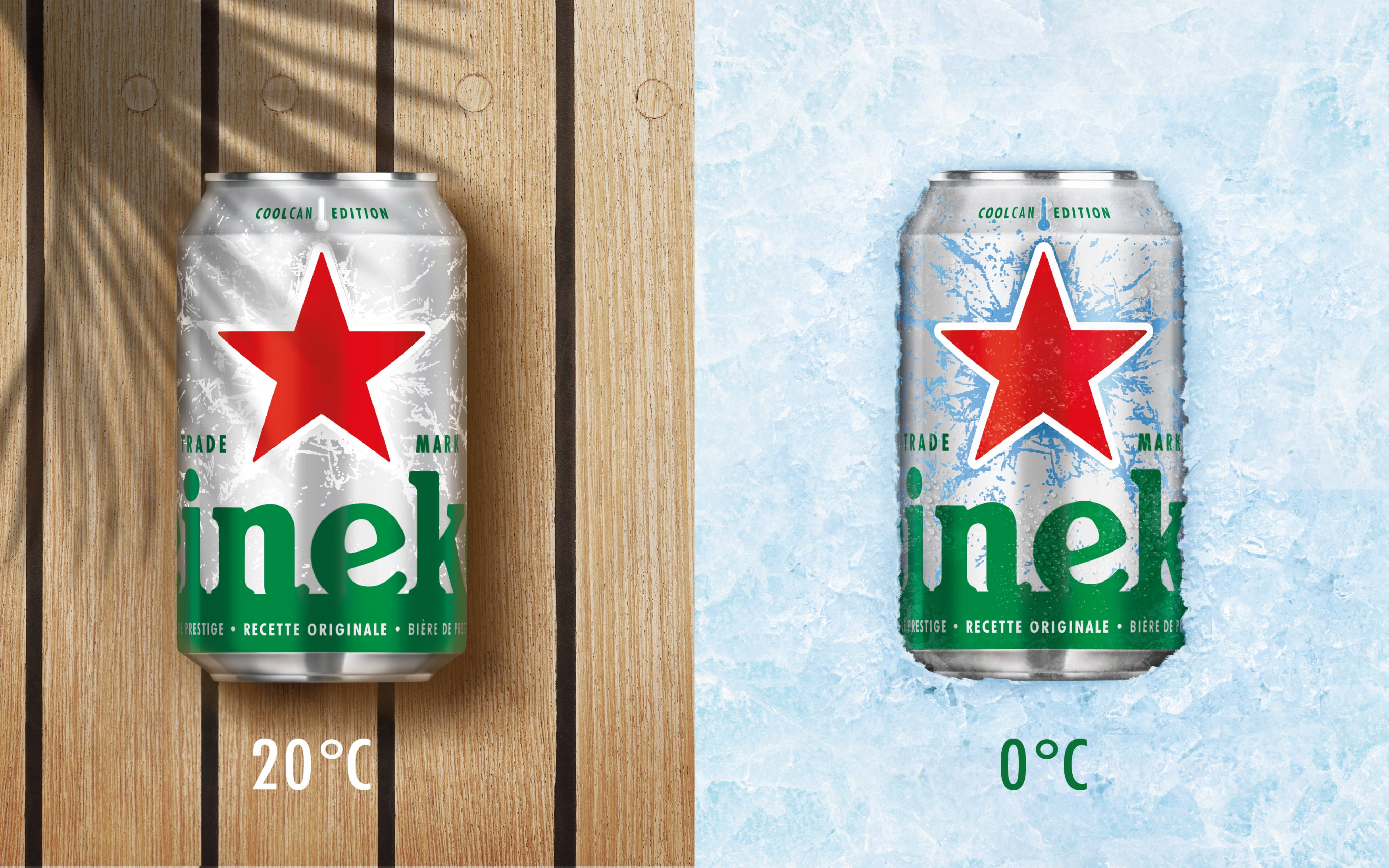 Photo:  Heineken Coolcans