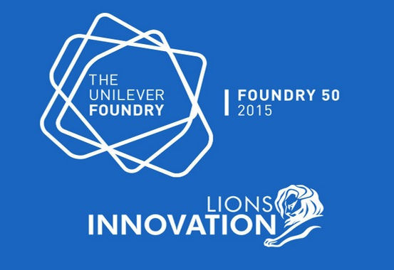 Pic.: Foundry 50, 2015 in collaboration with Cannes Lions