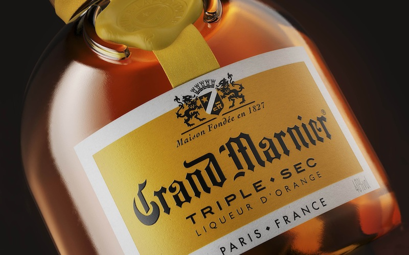 Photo: Grand Marnier packaging design