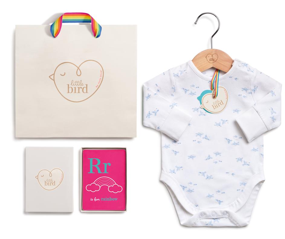 97e978c6326b Pearlfisher Creates Brand Identity for Little Bird, New Brand of ...