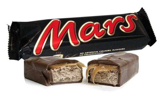 Photo: In 2014, Mars Inc. patented a method of making a heat resistant chocolate
