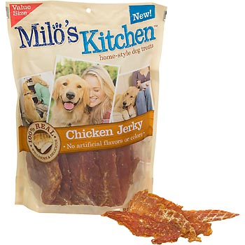 Milo's Kitchen produces dog treats that include jerky, strips and meatballs. The division was previously under Natural Balance, which merged with Del Monte in and was later associated with Big Heart Pet Brands. The J.M. Smucker Company acquired the brand in The brand has worked to.