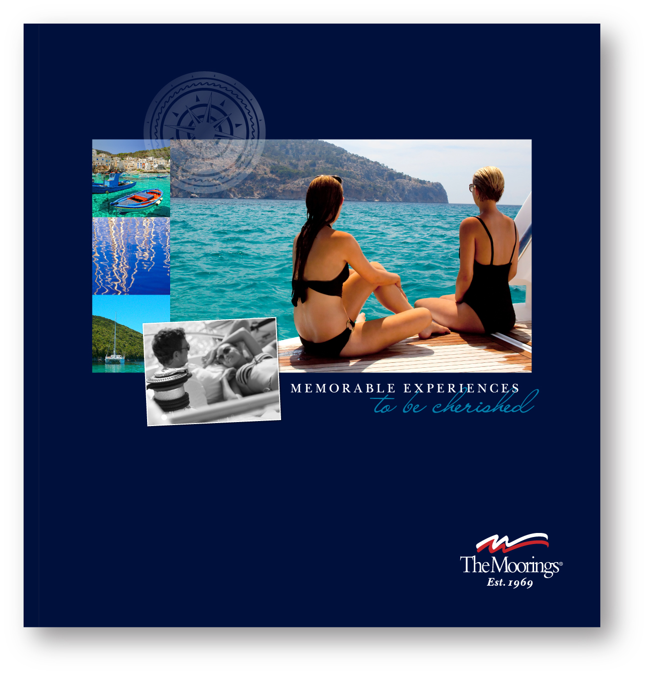 Mooring's new brochure