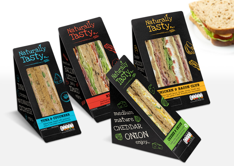 Photo: Naturally Tasty sandwiches