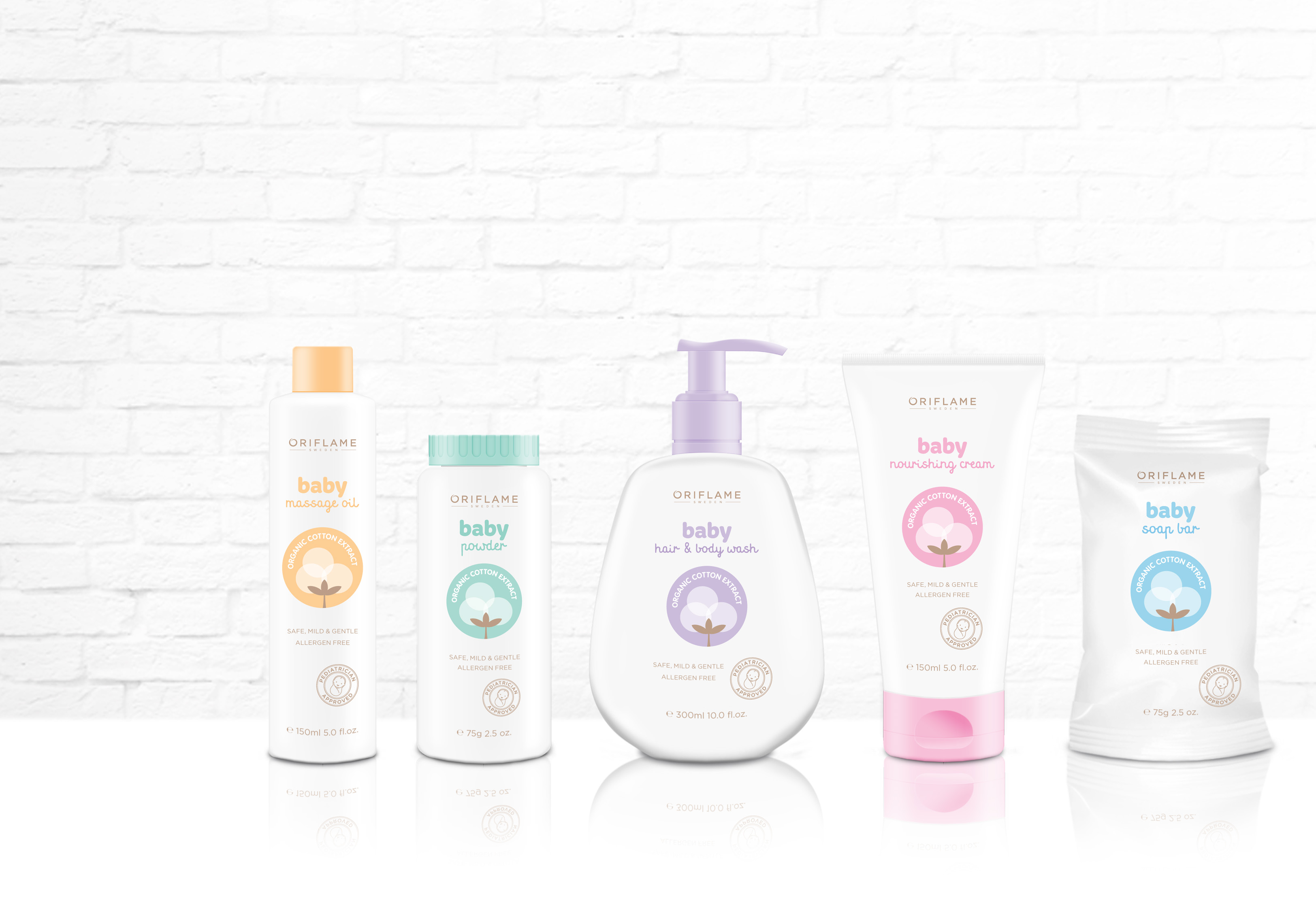 Oriflame_baby care