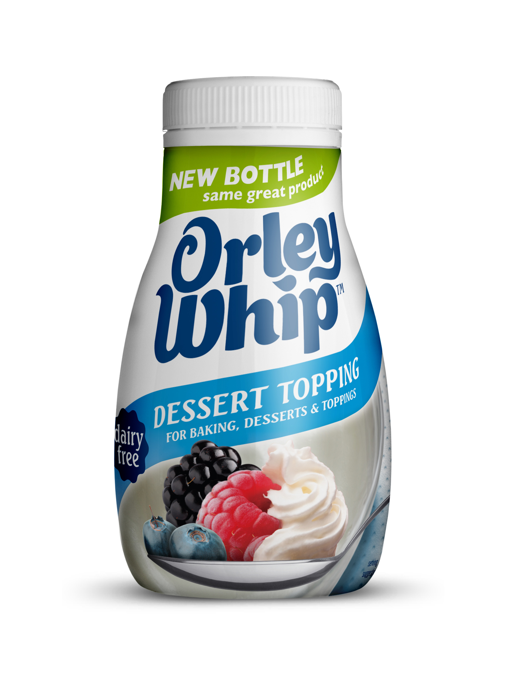 Pic.: Orley Whip dessert in a bottle