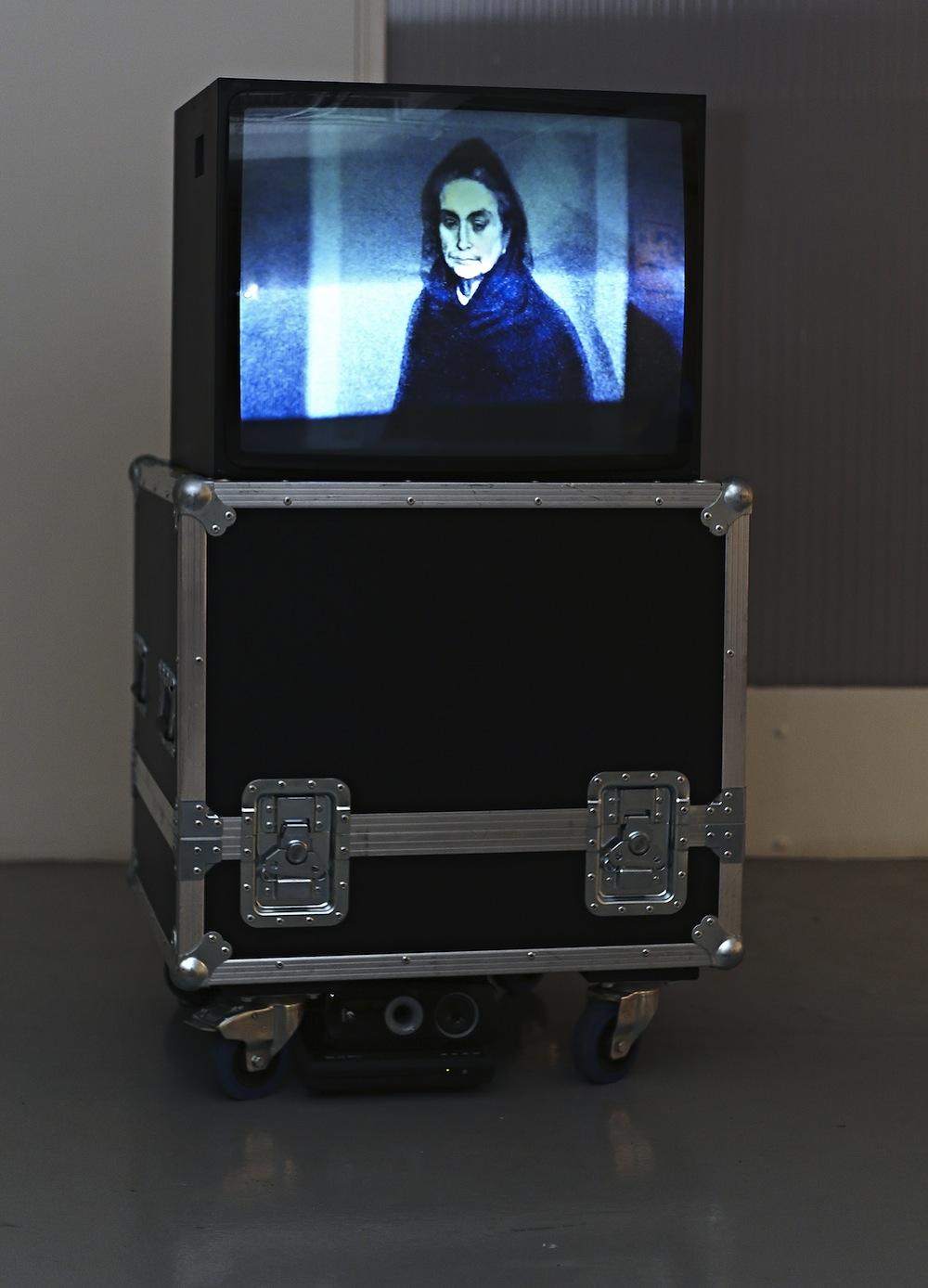 Photo: Darn that Blue, film by Philippa Kuligowski (Glasgow School of Art), 2013