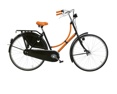 Photo: Quadrille Promenade bicycle from Hermes