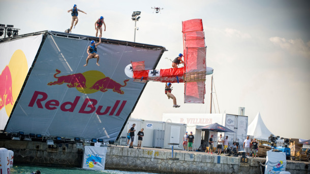 Photo: Red Bull Flugtag in Ibiza
