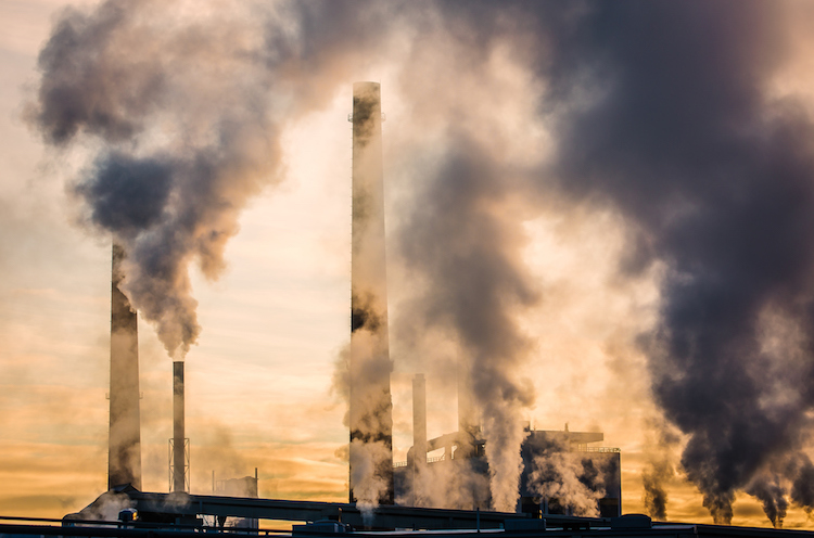 The production and use of paper has a number of adverse effects on the environment. Paper mills contribute to air, water and land pollution such as nitrogen dioxide sulfur dioxide and carbon dioxide emissions. Nitrogen dioxide and sulfur dioxide are contributors of acid rain, and CO2 is a greenhouse gas responsible for climate change.
