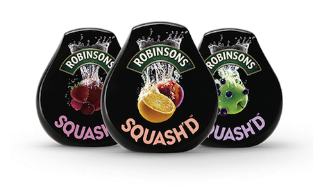 Photo: Robinsons Squash'd bottles