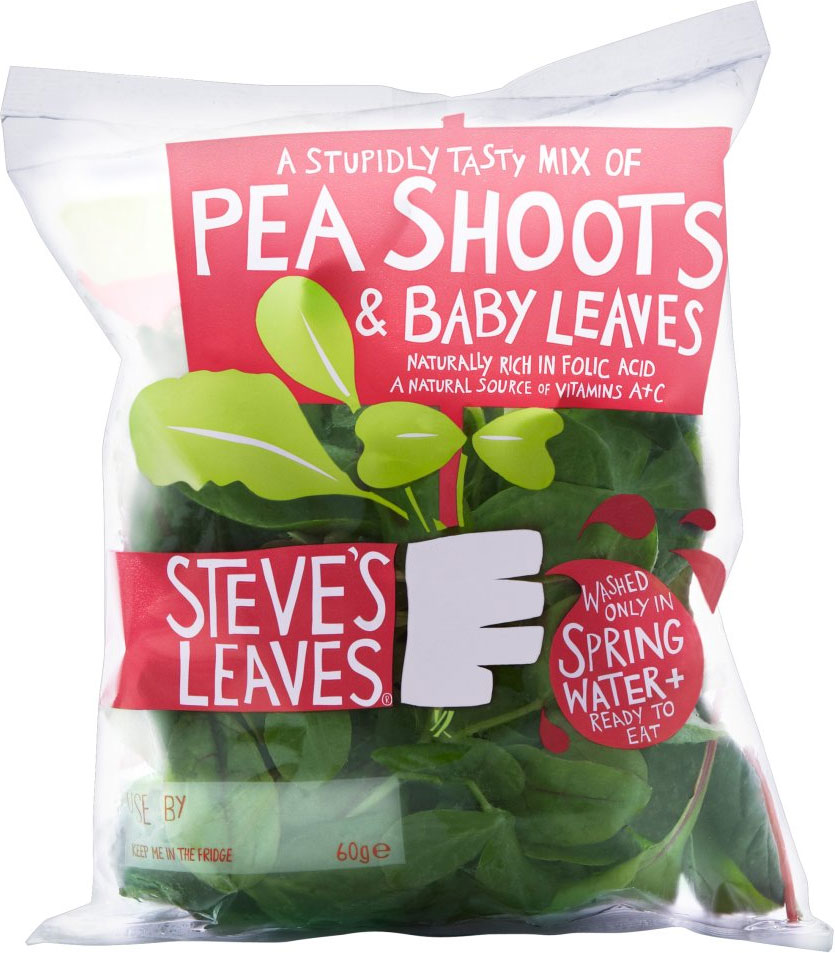 Photo: Steve's Leaves, a salad brand