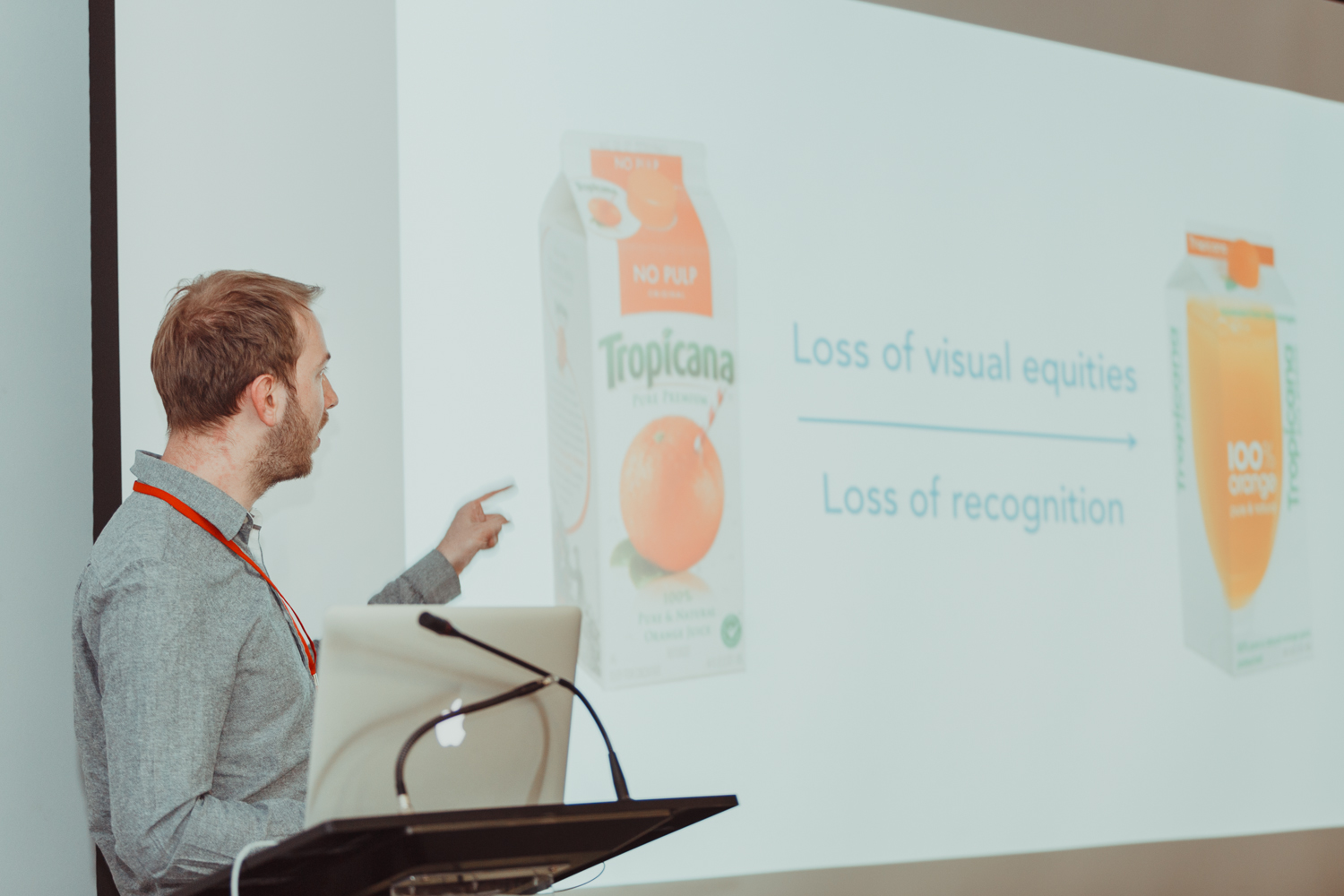 Photos: Stuart Chapman speaks on the value and methodologies of design research