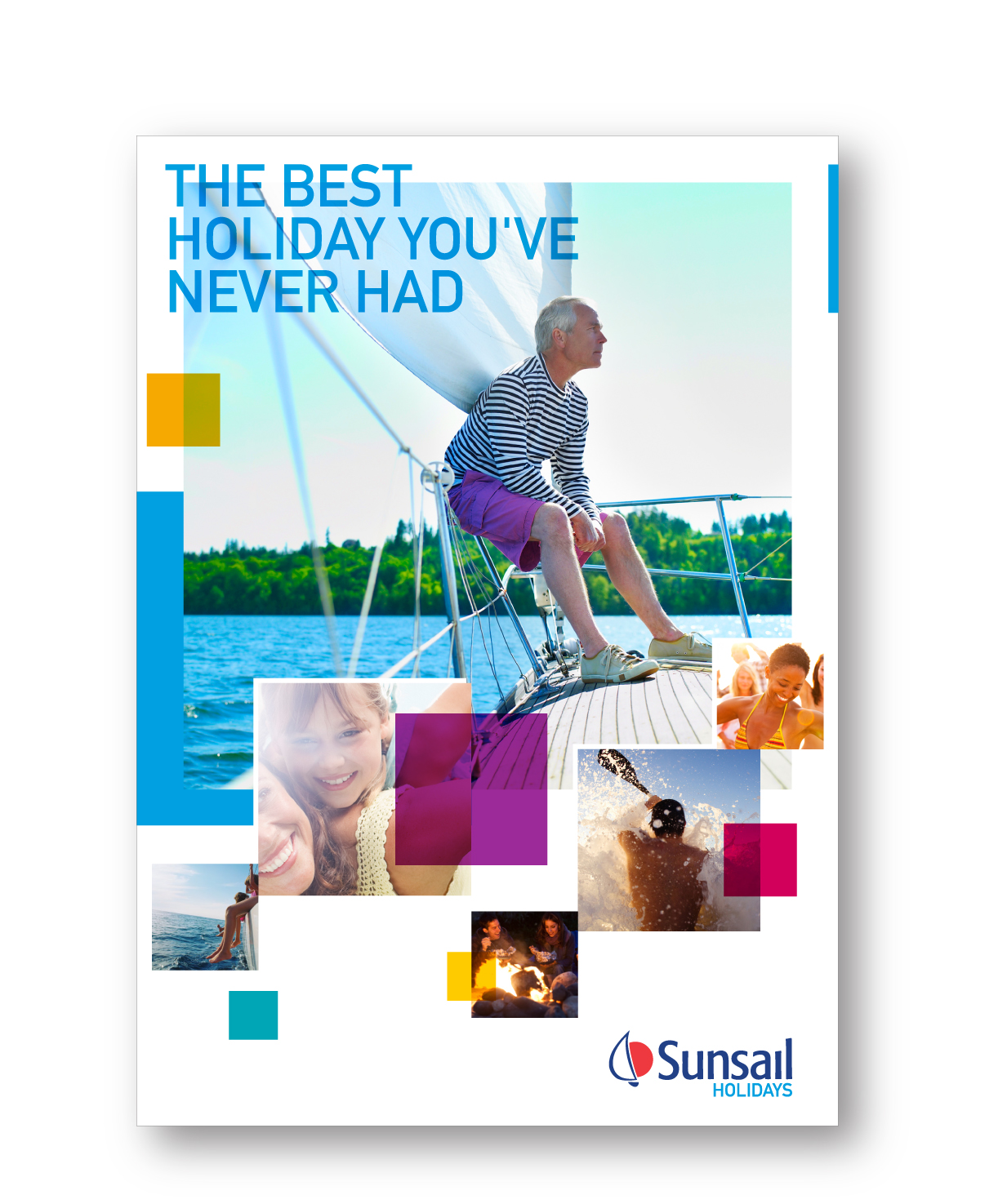 Photo: Sunsail new brochure