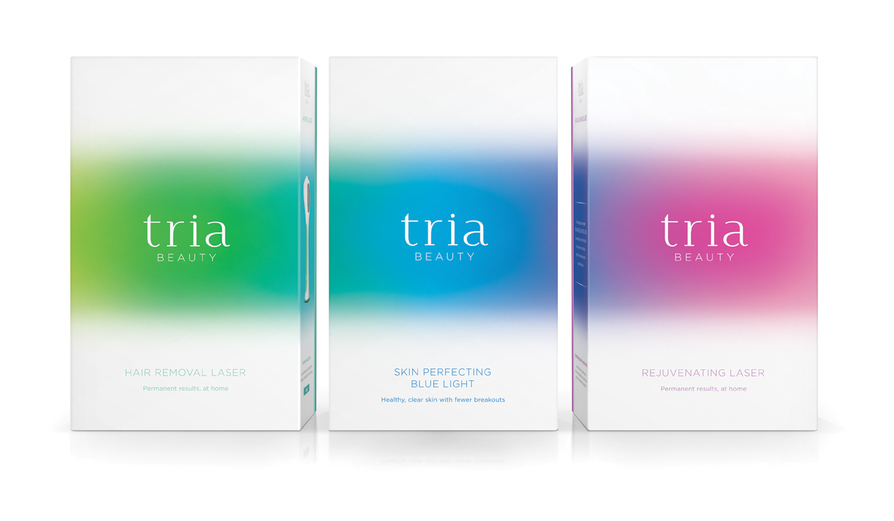 Photo: TRIA Beauty, an advanced light-based skincare expert offering at-home laser hair removal products