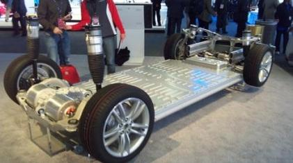 Photo Tesla Cars Are Ed Through Lithium Ion Batteries