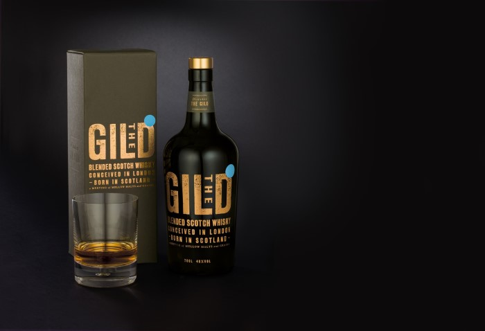 Photo: The Gild, new whisky brand for the younger audience