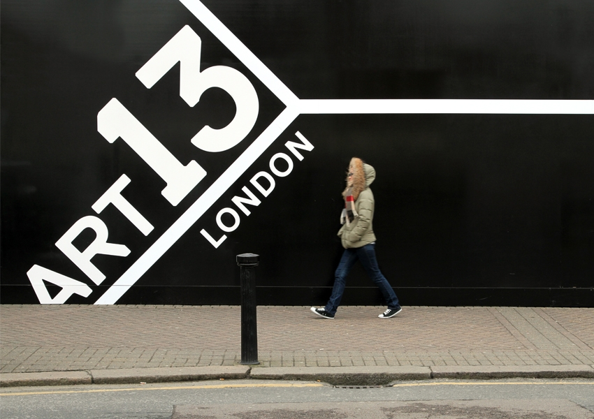 Photo: design for the ART13 London
