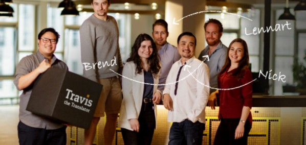 Photo: Travis team, indiegogo.com